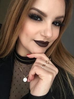 saucy mulac makeupsinner